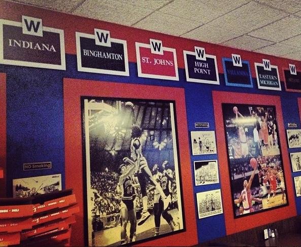 Varsity & Syracuse University Nostalgia. Go Orange!