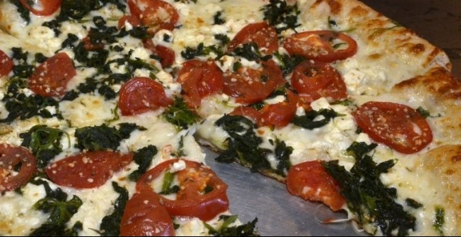 Specialty Pizza - Varsity Pizza